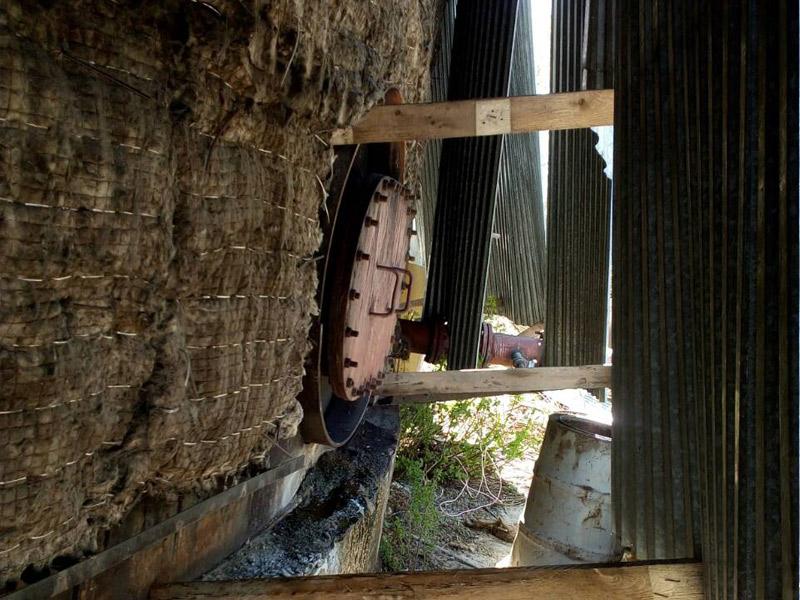 ЕТК - фото2. Техническое обследование баков-аккумуляторов горячей воды