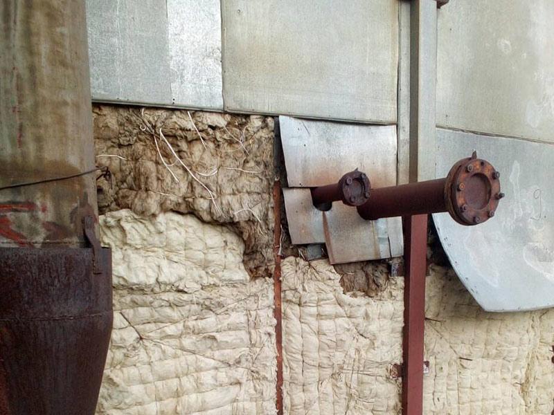 ЕТК - фото7. Техническое обследование баков-аккумуляторов горячей воды