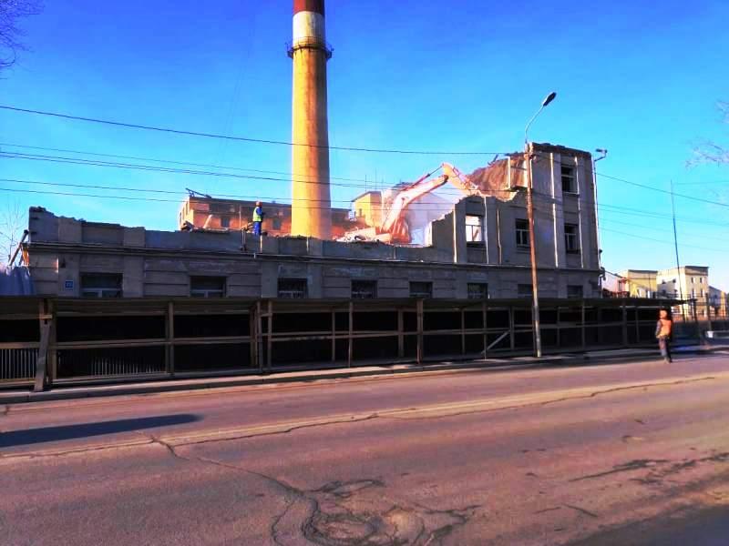 ОАО Иркутскэнерго - фото7. Здание под снос