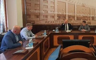 Продолжаем взаимодействие с Министерством цифрового развития Камчатского края