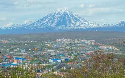 Проект экологического мониторинга Камчатского края